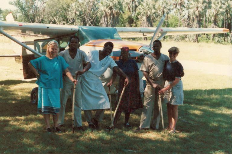 camp plane