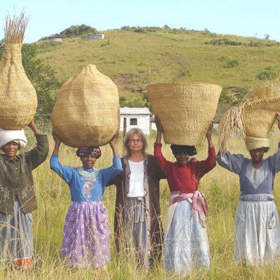 South Africa Xhosa baskets 1