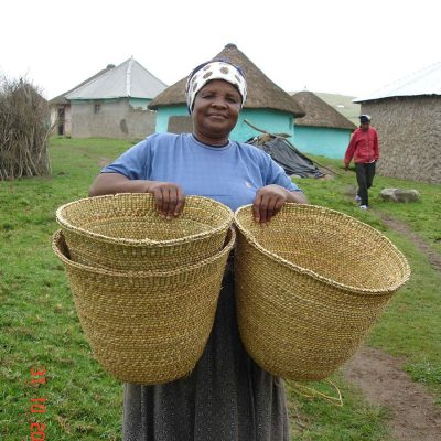 South Africa Xhosa baskets 2
