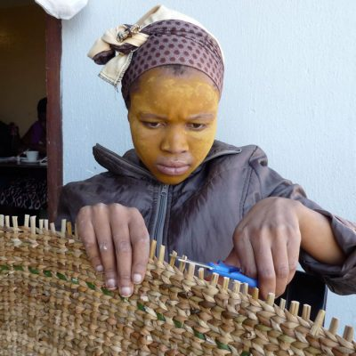 South Africa Xhosa baskets 3